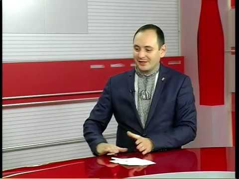 "Руслан Марцінків у етері телеканалу ""3 Студія"""