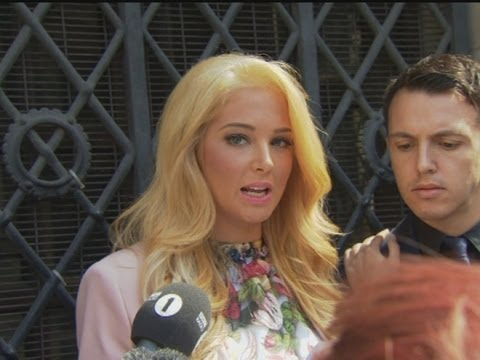 Tulisa sex-tape statement: Ex messed with the wrong woman