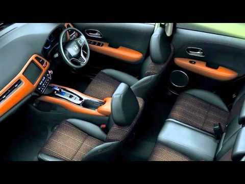 Honda HR-V 2015 Indonesia [Honda HR-V Vezel Review] - YouTube