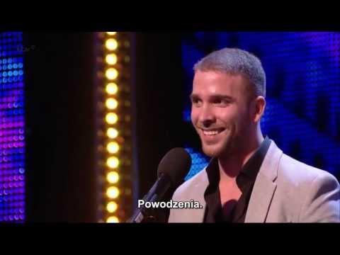 (Napisy)Brytyjski Mam Talent 7 - James More