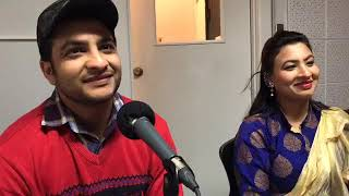 Interview with Mr Sammy Gill Naz 007 in Programme Hello Zindagi with Maahib