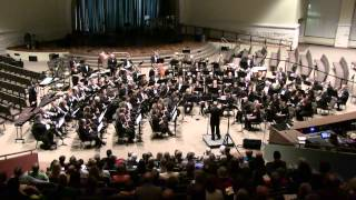 Austin Symphonic Band Performing Mambo from West Side Story by Leonard Bernstein