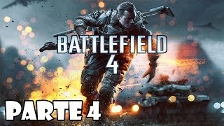 Battlefield 4 Gameplay Walkthrough Parte 4 - Español (Xbox 360/PS3/PC Gameplay HD)