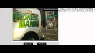 WWE Money in the Bank 2012 Full Show HQ