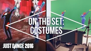 On the Set with Just Dance 2016: Costumes