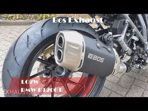 Top 6 Full Exhaust Sound BMW R1200 R / Akrapovic, Arrow, Remus, GPR, Dominator, BOS
