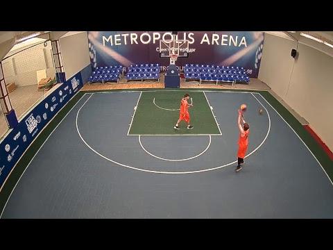 Баскетбол 3х3. Лига Про. Турнир 30 августа 2018 г