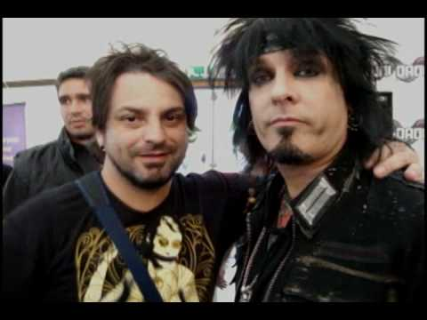 few moments with Nikki Sixx -  Motley Crue