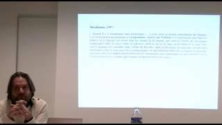 Régis Missire, U. Toulouse 2, Avoir un sens et faire sens: sémiosis textuelle néo-saussurienne