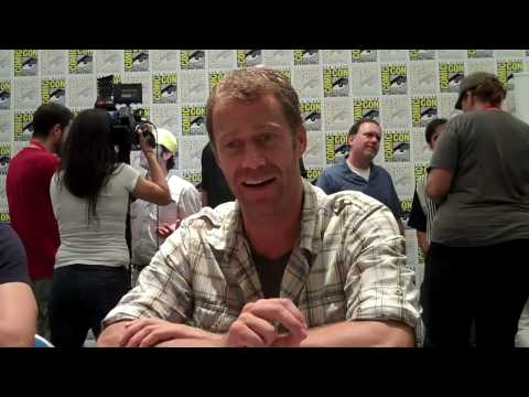 Colin Ferguson Talks Eureka S.4 - TVaholic.com at Comic-Con 2010 Video
