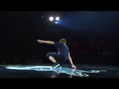 Taisuke vs. Lil G - Red Bull BC One 2008 Round 1 (HQ)