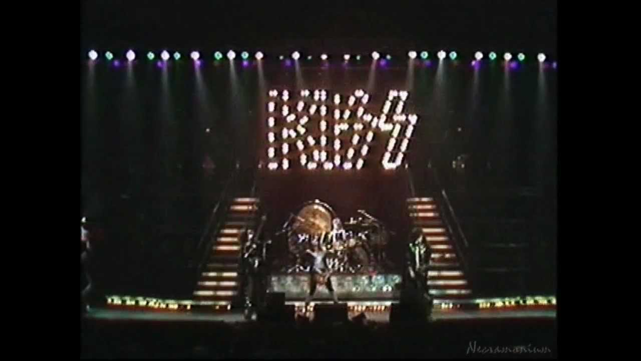 Kiss I Stole Your Love Largo Md 1977 Youtube