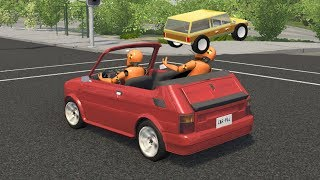 Beamng drive - Impossible RC stunts