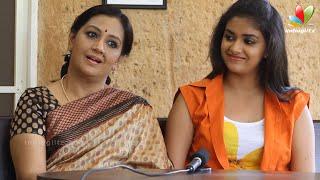 Actress Menaka and Keerthi Suresh Interview   Malayalam Actresses