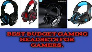 BEST PRO GAMING HEADSETS UNDER 1000 Rupees