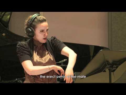 Toni Castells - oratori (sexual Intercourse) Feat. Rebecca Nelsen (royal College Of Music 2011) video