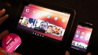 Ubuntu работает на смартфоне и планшете
