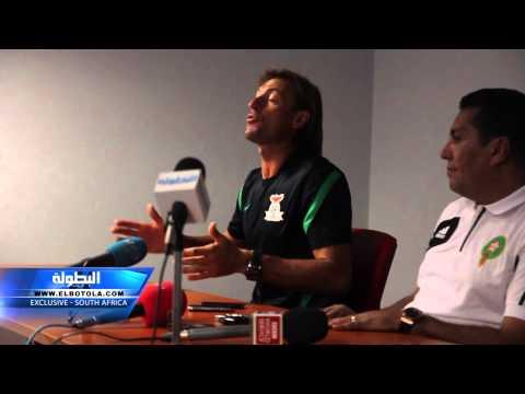 Elbotola.com : Hervé Renard attaque un journaliste