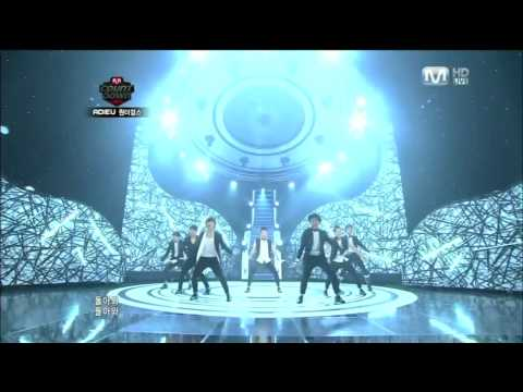 First Stage - 100610 - Intro   다시 돌아와 Come Back Again - 인피니트 INFINITE