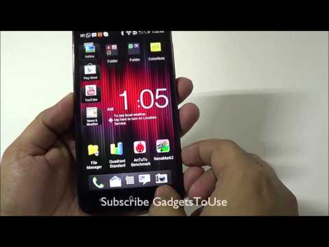 HTC Butterfly Full Review  Features. Benchmarks. Camera and Comparison Overview