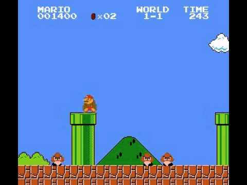 Super Mario Bros - lol wut? part 1 - User video