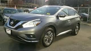 2015 Nissan Murano SL Jackson Heights, Bronx, Brooklyn, Manhattan, Queens