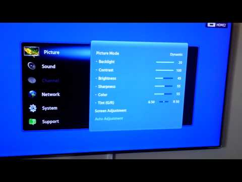 How to setup Onkyo ARC hdmi output to Smart TV pt2