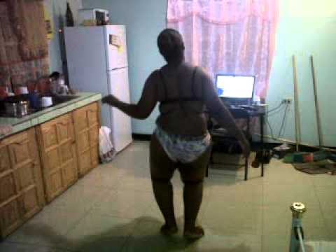 Jamaican girl sexy dance