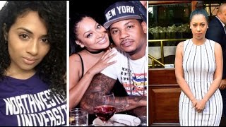 La La Anthony removes wedding ring AFTER Carmelo Anthony's Side Chick gets EXPOSED