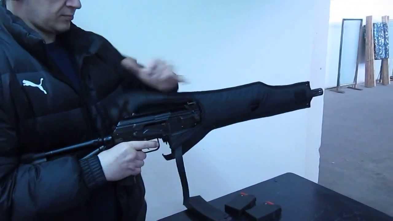 Стреляющий чехол для Сайги и Вепря - Grafoman Net