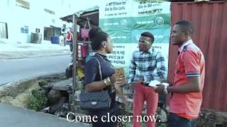 MY CUSTOMER VIDEO ( Smiling FACE Comedy Episodes 8