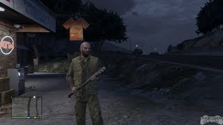GTA 5 - Where to find a baseball bat