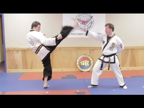 What Is Taekwondo? : Hapkido & Taekwondo Techniques Image 1