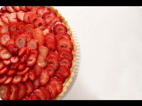 How to Make Fruit Tart - Strawberry Tart Recipe