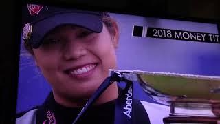 Women golf(abc 11.18.18 Lexi,Ariya Junanugarn.
