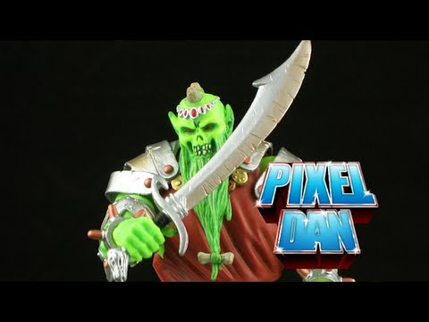 Masters of the Universe Classics Demo-Man Figure Review