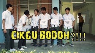 Download Lagu BERANI CIKGU NAK ROTAN SAYA? Gratis STAFABAND