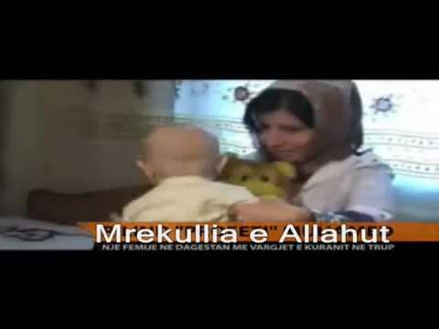 Mrekullia e Allahut e Shfaqur tek nje foshnje