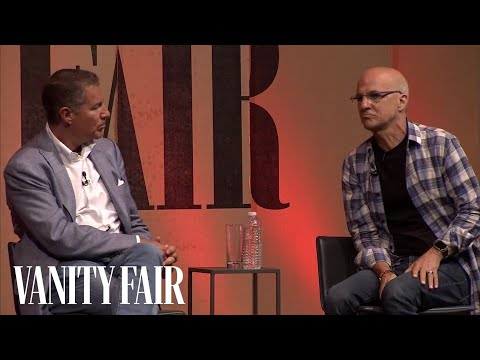 HBO's Richard Plepler and Jimmy Iovine on Dreaming and Streaming - FULL CONVERSATION