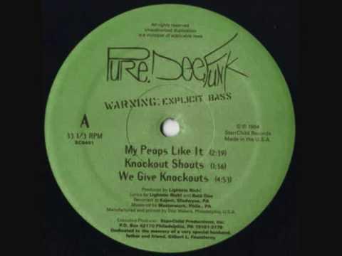 Pure Dee Funk - Emergency 911
