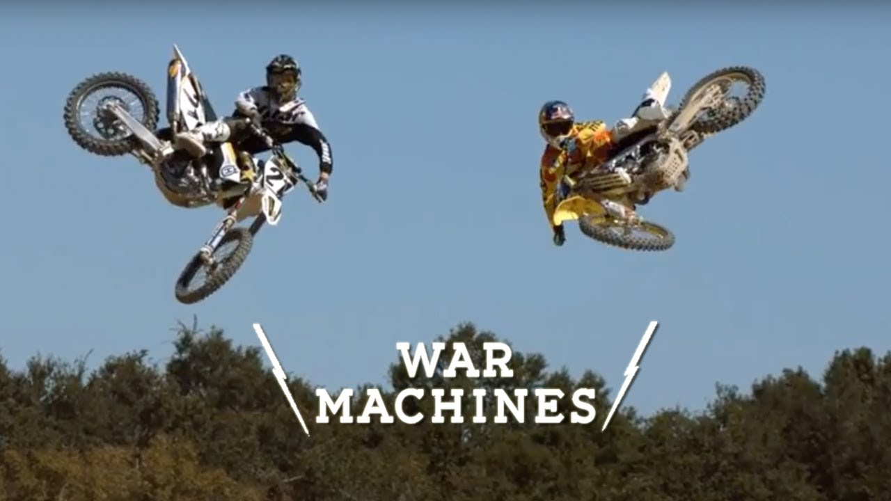 War Machines Motocross War Machines Official