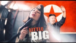 Клип Little Big - We Will Push The Button