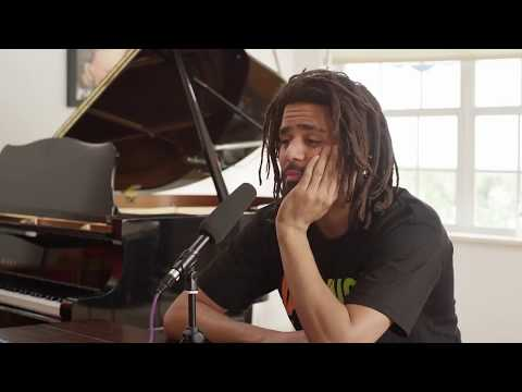J.Cole talks about life outside of music,fatherhood,and marriage (J.Cole x Angie Martinez Interview)