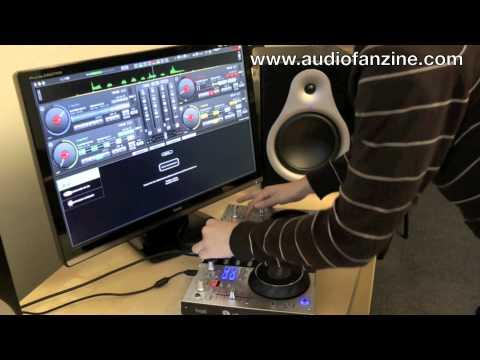 Démo Hercules DJ Console 4-Mx