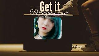 PRISTIN V(프리스틴 V) _ Get It(네 멋대로) Ghost Feat.Yonnie (PT|BR Version)