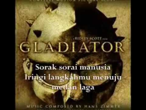 Pas Band - Gladiator (lyrics).wmv By  Asyim Fansgates video