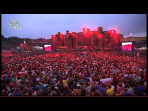 Skrillex - Tomorrowland 2012 Music Videos