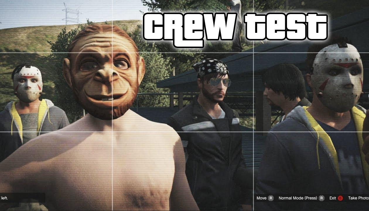 Gta Online Crew Names Gta 5 Online Crew Test