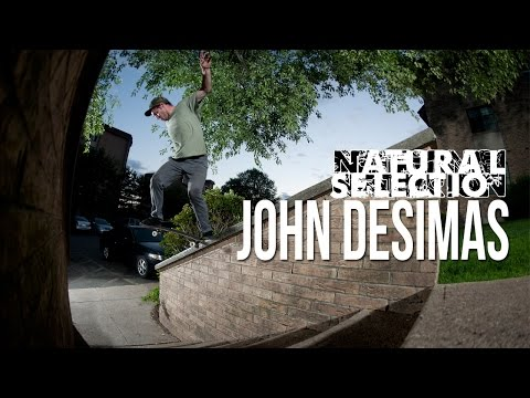 JOHN DESIMAS - NATURAL SELECTION