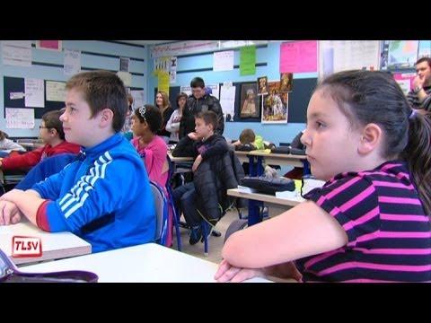 Luçon : les nouveaux rythmes scolaires